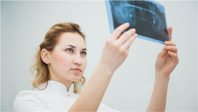 Radiologia dentale inclusa